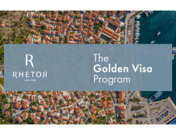 "The ""GOLDEN VISA"" Program"